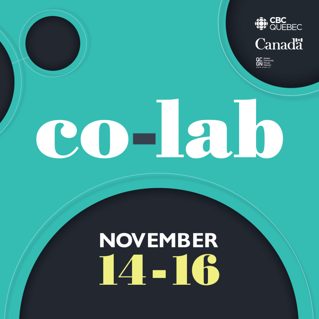 co-lab event banner